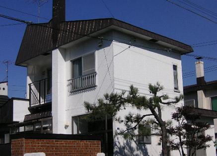 田中邸_before