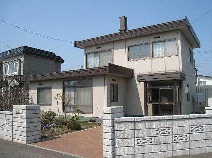澤村宅_before